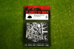 Flames of War MOSHAA MORTAR COMPANY Arab-Israeli Wars 15mm AAR735
