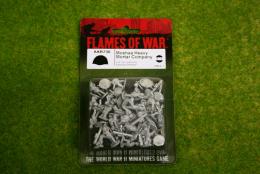 Flames of War MOSHAA HEAVY MORTAR COMPANY Arab-Israeli Wars 15mm AAR736