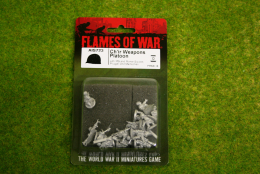 Flames of War CH'IR WEAPONS PLATOON Arab-Israeli Wars 15mm AIS723