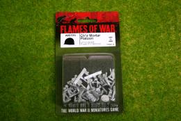 Flames of War CH'IR MORTAR PLATOON Arab-Israeli Wars 15mm AIS725