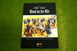 Black Powder BLOOD ON THE NILE Sudan Supplement