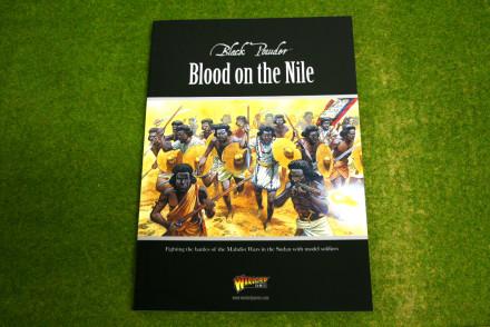 Black Powder BLOOD ON THE NILE Sudan Supplement