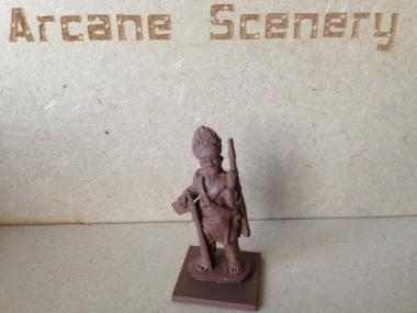Trent Miniatures Chasseur Pioneer