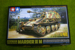 Tamiya GERMAN MARDER III M 1/48 Scale kit 68