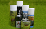 Aerosols, Sprays & Varnishes