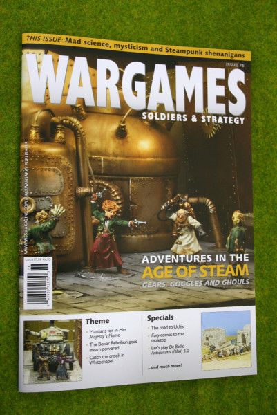 WARGAMES, SOLDIERS & STRATEGY MAGAZINE Issue 76