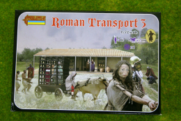 Roman Transport set 3 1/72 Scale Strelets 131