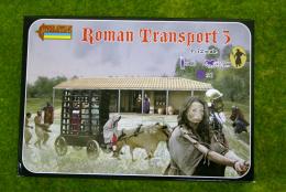 Roman Transport set 3 1/72 Scale Strelets 131