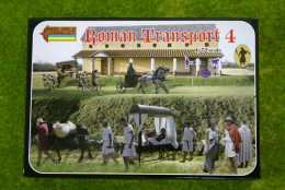 Roman Transport set 4 1/72 Scale Strelets 132
