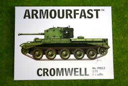 Armourfast CROMWELL x 2 WWII Tank 1/72 99013