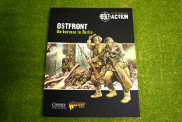 Ostfront Barbarossa to Berlin Supplement Bolt Action Warlord Games 28mm
