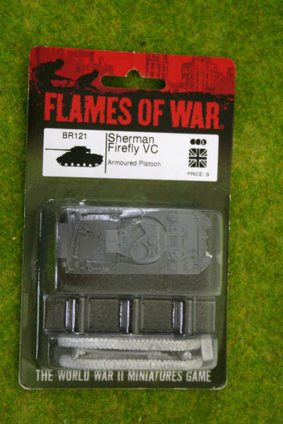 Flames of War SHERMAN FIREFLY VC  British Late War 15mm BR121