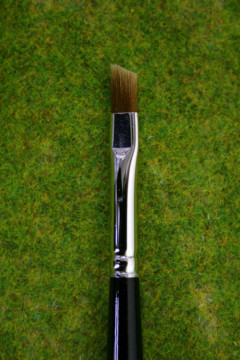 DRY BRUSH Size 6 Nylon brush for Dry Brushing. Expo 45306