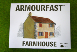 Armourfast FARM HOUSE 1/72  79001