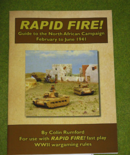 RAPID FIRE Guide to the North African Campaign 1941