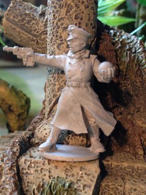 SCE05 Colonel Klee, Third Reich Treasure Hunter