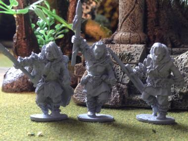 Cromagon Hunters Pack 2