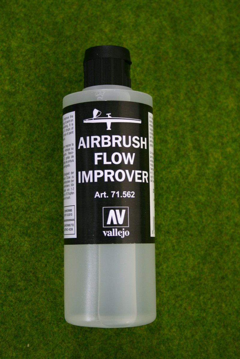Vallejo Model Air AIRBRUSH FLOW IMPROVER 200mls  71562