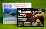 Airbrushes & Spray Guns