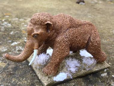 DeeZee Mammoth Calf