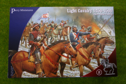 Perry Miniatures Light Cavalry 1450-1500 28mm Plastic set
