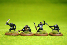 Lucid Eye SIMIANS Pack 2 Savage Core Tribe SIM 2 – 28mm