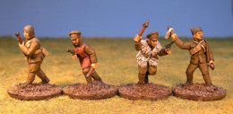 British Trench Raiders Footsore Miniatures Great War 07BEF103