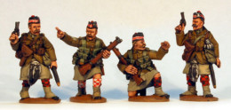 British Highlanders Command Footsore Miniatures Great War 07BEF106