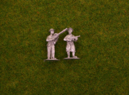 Bertie and Butler Footsore Miniatures Inter-War 1918-1939 07VBC001