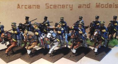 Prussian Landwehr Cavalry