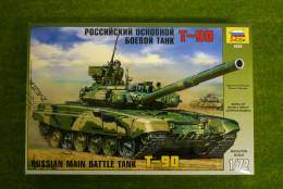 T90 RUSSIAN MAIN BATTLE TANK 1/72 Zvezda 5020