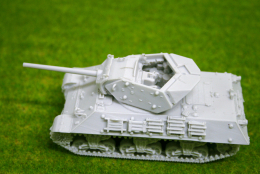 1/56 scale – 28mm M10 Wolverine Tank Destroyer Blitzkrieg miniatures