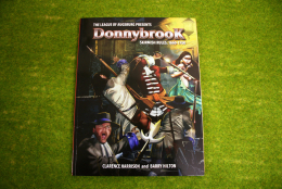 DONNYBROOK 1660-1760 Horse and Musket Skirmish Rules