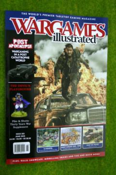 WARGAMES ILLUSTRATED ISSUE 332 June 2015 MAGAZINE