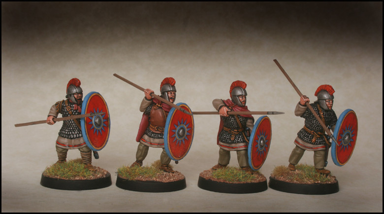 Late Roman Elite Infan...