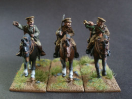British Cavalry Command Footsore Miniatures Great War 07BEF200