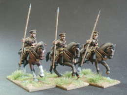 British Cavalry Footsore Miniatures Great War 07BEF201