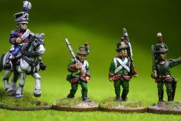 Polish & Italian Armies