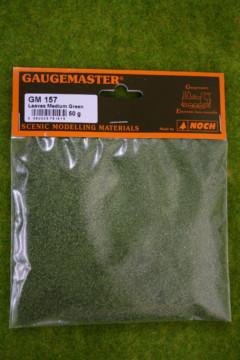 Gaugemaster LEAVES MEDIUM GREEN 50gms bag GM157