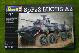 SpPz2 LUCHS A2 1/72 Scale Revell Military Kit 3208