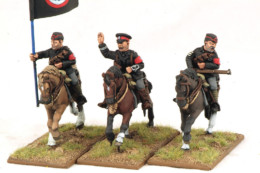 BUF/Yeomanry Command Footsore Miniatures Inter-War 1918-1939 07VBC200