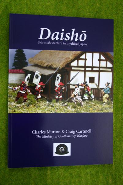 Daisho – Skirmish Warfare in Mythical Japan Wargames rule book