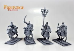 MONGOL HEAVY CAVALRY COMMAND FireForge Games 28mm FFG200