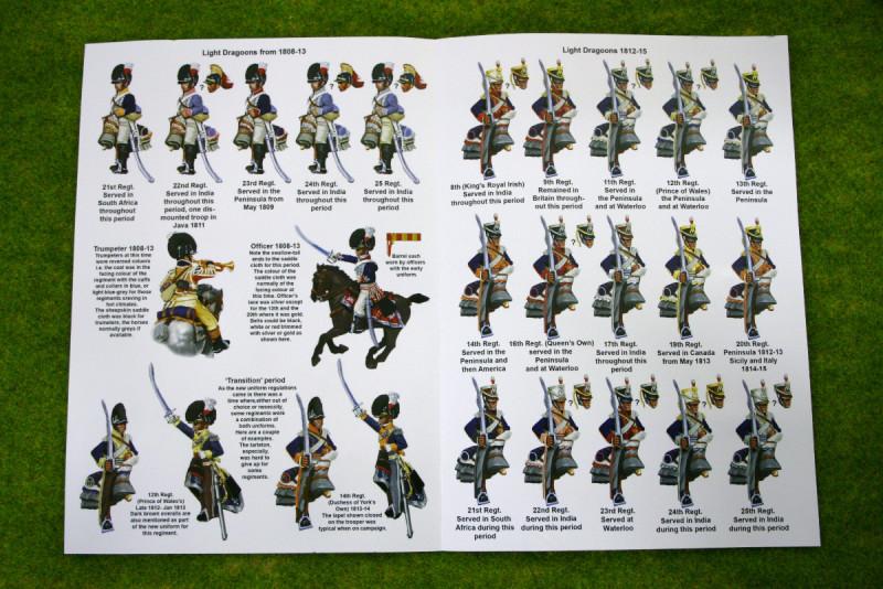 Light dragoons leaflet