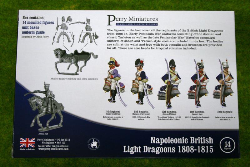 Light dragoons rear
