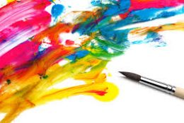 Paints, Brushes & finishes