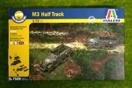 M3 Half Track 1/72 quick build Italeri 7509