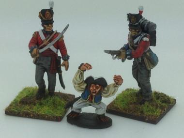 Arrest that French Spy!