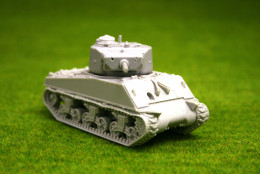 1/56 28mm WW2 US Sherman Jumbo Blitzkrieg Miniatures