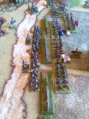 Polish reinforcements arrive.